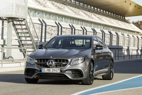 Mercedes-AMG E 63 4MATIC+ review
