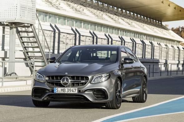 Mercedes-AMG E 63 4MATIC+ review