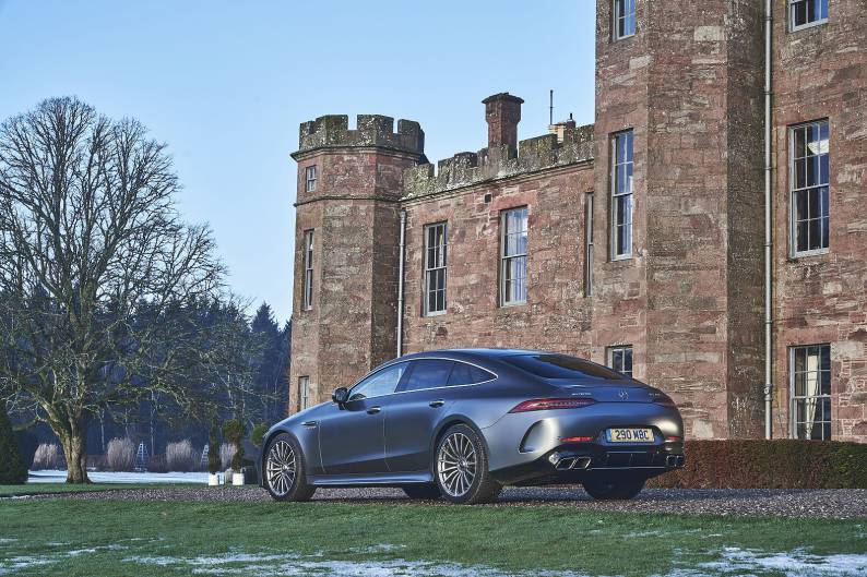 Mercedes-AMG GT 63 4MATIC+ 4-Door Coupe review
