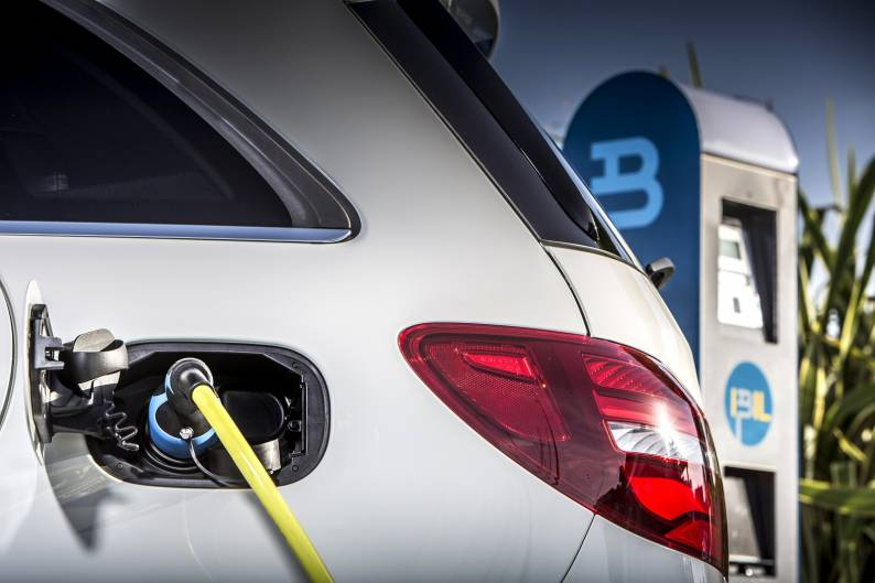 Mercedes-Benz B-Class Electric Drive review