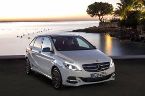 Mercedes-Benz B-Class Electric Drive review