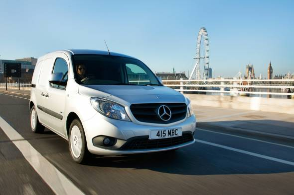 Mercedes-Benz Citan review