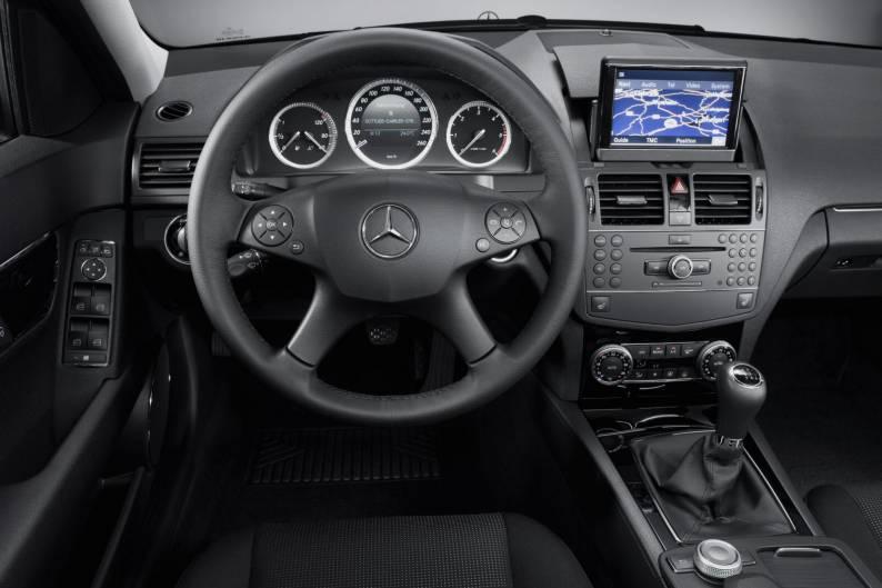 mercedes benz c class 2007 2012 used car review car. Black Bedroom Furniture Sets. Home Design Ideas