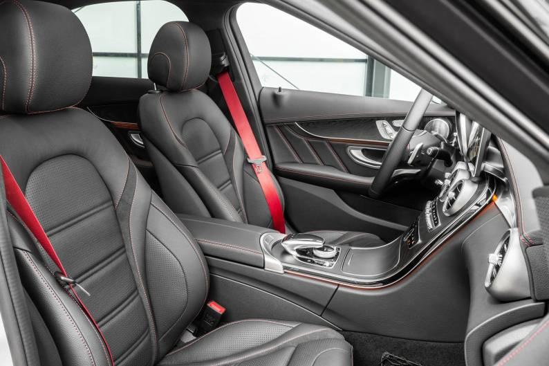 Mercedes-Benz C450 AMG Sport review