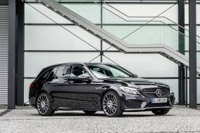 Mercedes-Benz C450 AMG Sport review