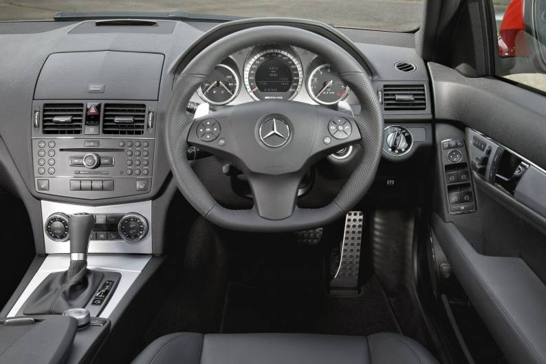 Mercedes-Benz C-Class (2007-2012) used car review | Car review | RAC