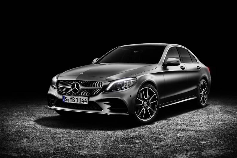 Mercedes-Benz C-Class review