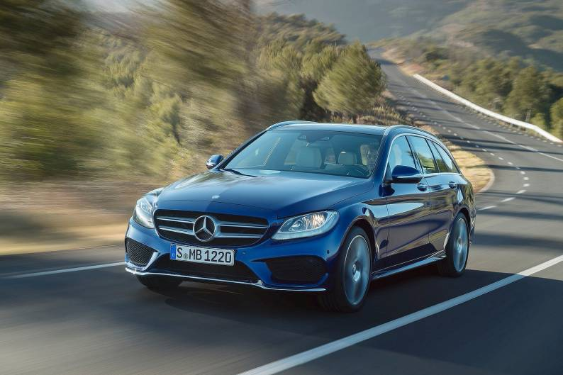Mercedes-Benz C-Class Estate review