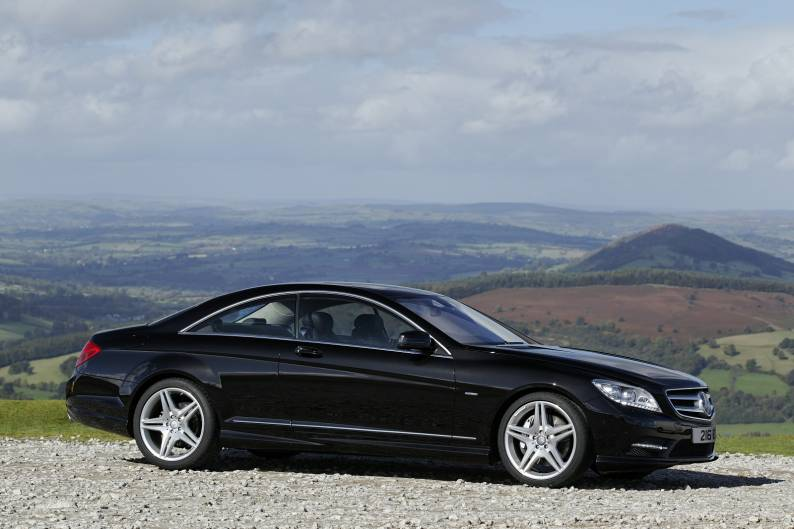 Mercedes benz cl class 2007 2010 used car review car for Mercedes benz cl500 review