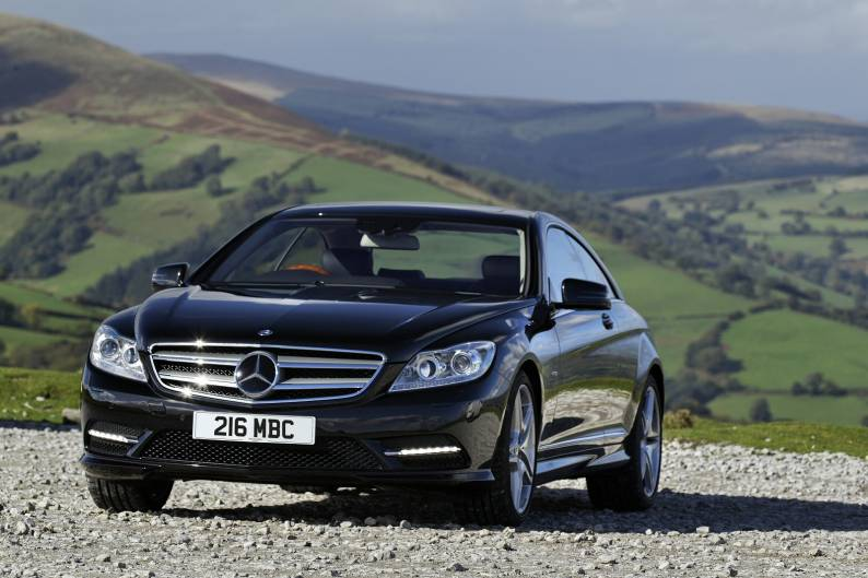 Mercedes-Benz CL-Class (2007-2010) Used Car Review