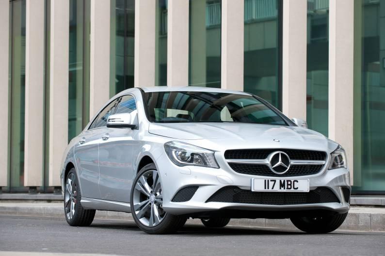 Mercedes-Benz CLA 220d review