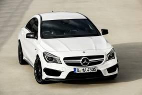 Mercedes-Benz CLA 45 4MATIC review