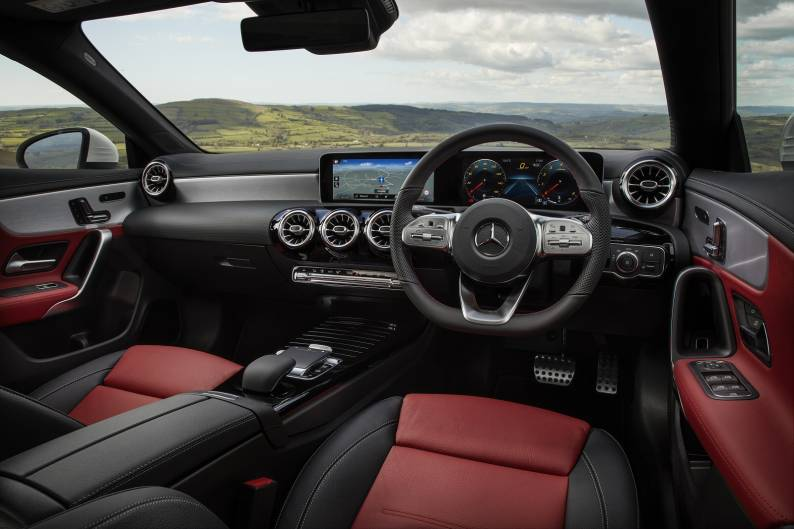 Mercedes-Benz CLA Coupe review