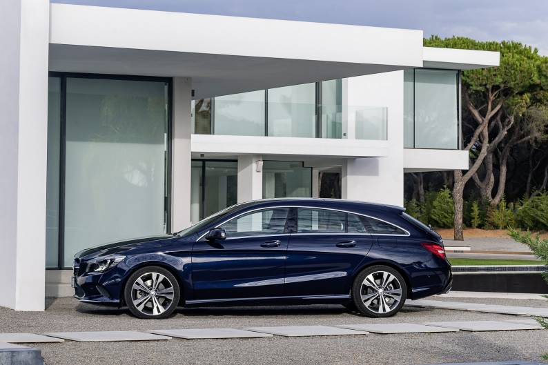 Mercedes Benz Cla Shooting Brake Review Car Review Rac Drive