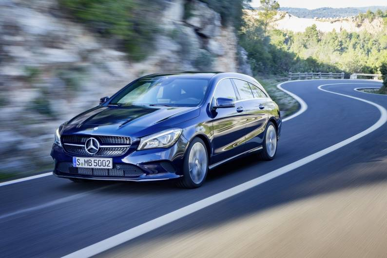Mercedes-Benz CLA Shooting Brake review