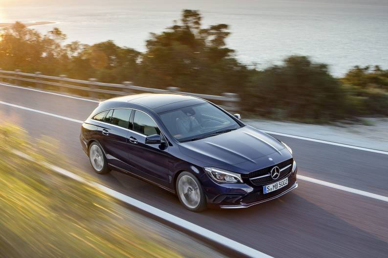 ... Mercedes Benz CLA Shooting Brake Review ...
