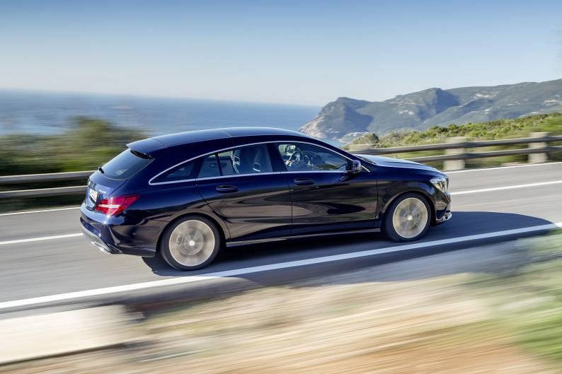 Mercedes Benz Cla Shooting Brake Review Car Review Rac