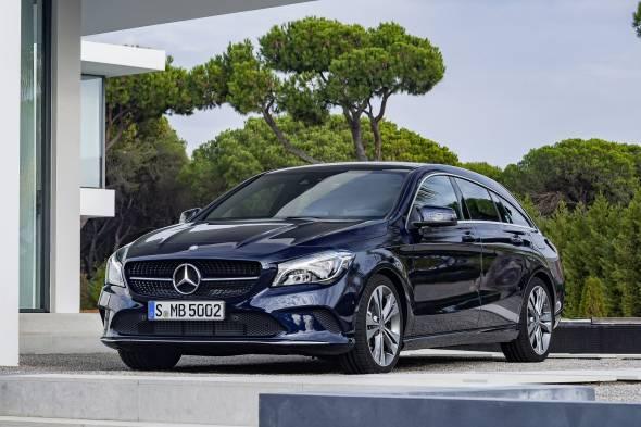 Mercedes-Benz CLA Shooting Brake review