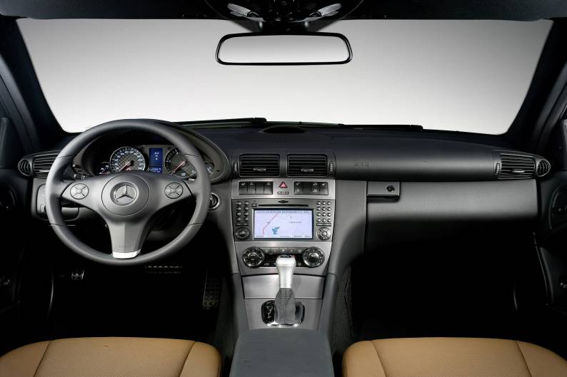 Mercedes-Benz CLC-Class (2008-2012) used car review