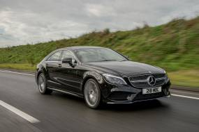 Mercedes-Benz CLS-Class 350 BlueTEC review