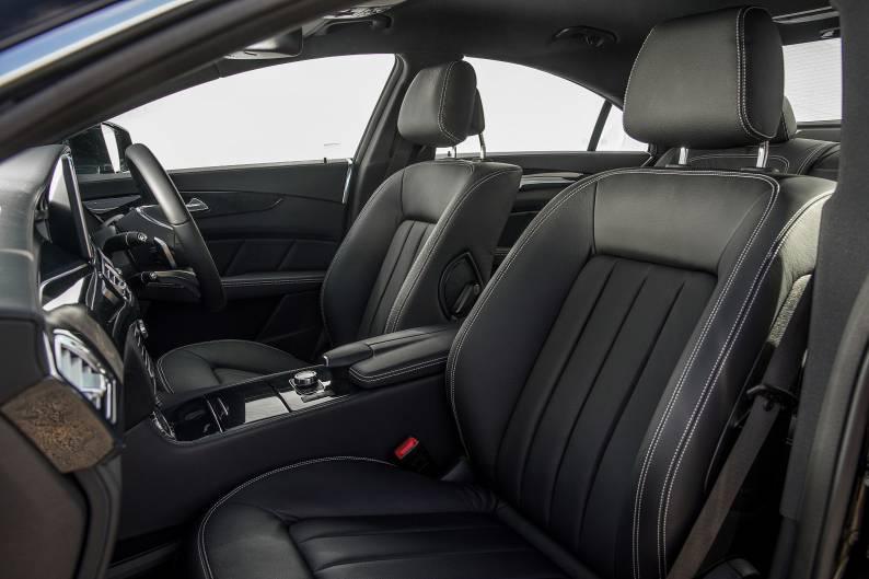 Mercedes-Benz CLS-Class 350 BlueTEC review