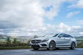 Mercedes-Benz CLS-Class Shooting Brake review