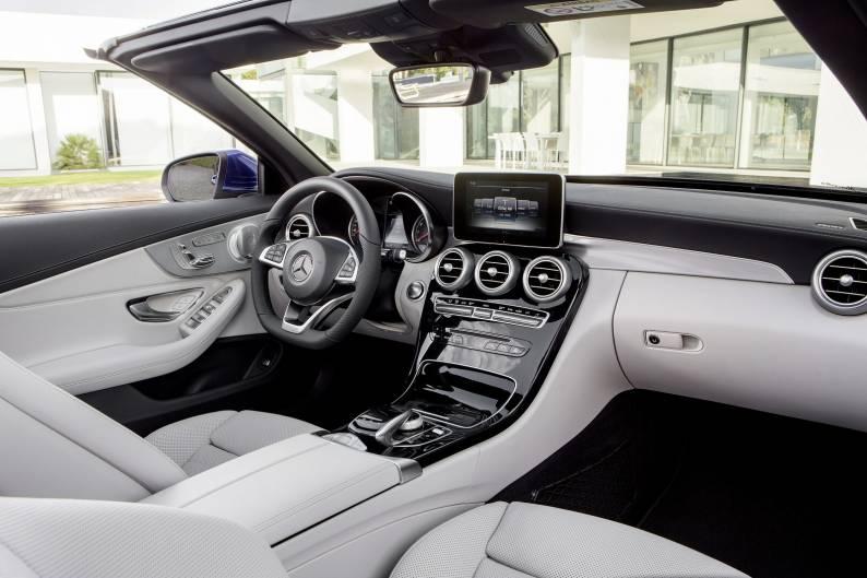 Mercedes-Benz C-Class Cabriolet review