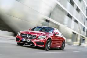 Mercedes-Benz C-Class Coupe review