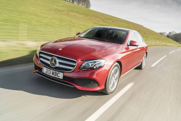 Mercedes-Benz E-Class E220d review