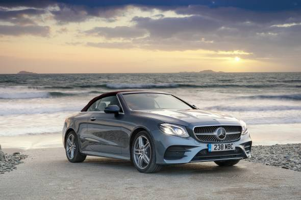 Mercedes-Benz E-Class Cabriolet E400 4MATIC review