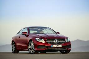 Mercedes-Benz E-Class Coupe review
