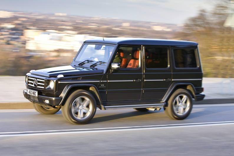 Mercedes-Benz G-Class review