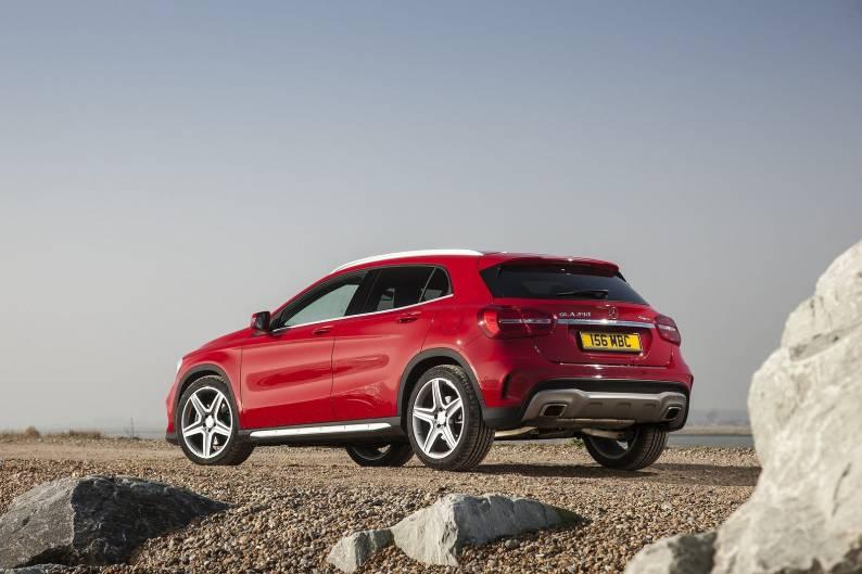 Mercedes-Benz GLA 250 4MATIC review | Car review | RAC Drive
