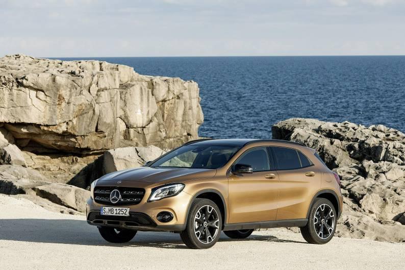 Mercedes Benz Gla Review Car Review Rac Drive