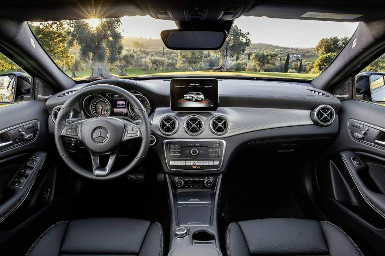 Mercedes-Benz GLA review