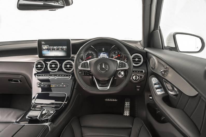 Mercedes-Benz GLC review