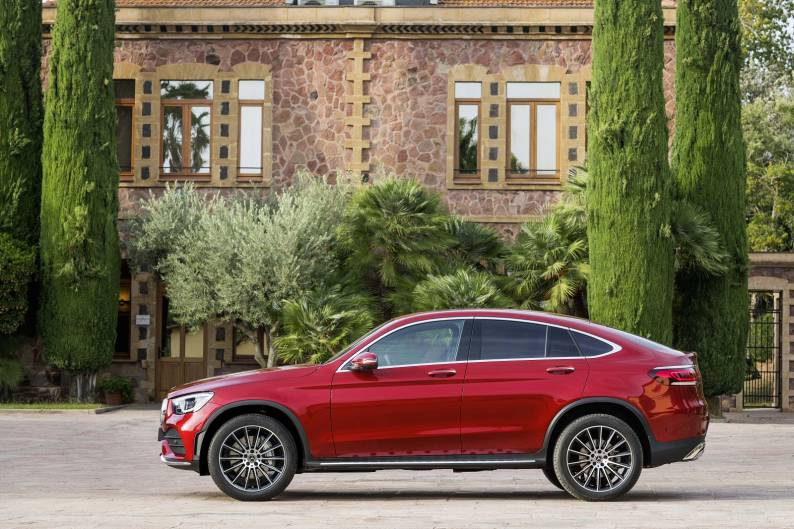 2020 Mercedes – Benz GLC Full Review >> Mercedes Benz Glc Coupe Review Car Review Rac Drive