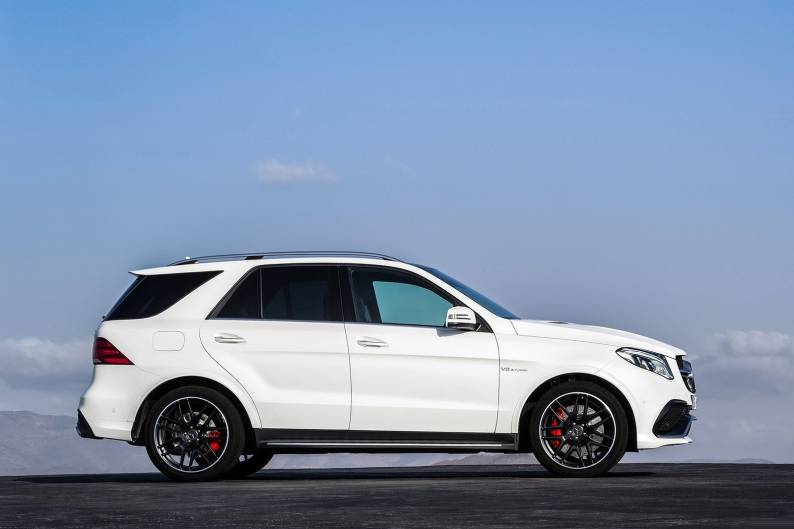 mercedes amg gle class 63 s 4matic review car review rac drive. Black Bedroom Furniture Sets. Home Design Ideas