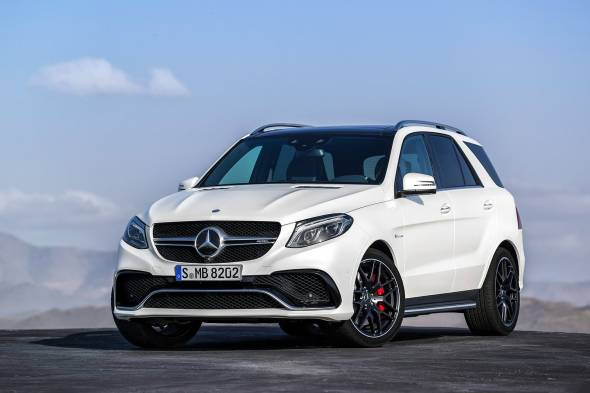 Mercedes-AMG GLE-Class 63 S 4MATIC review