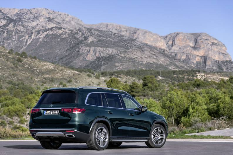Mercedes-Benz GLS review