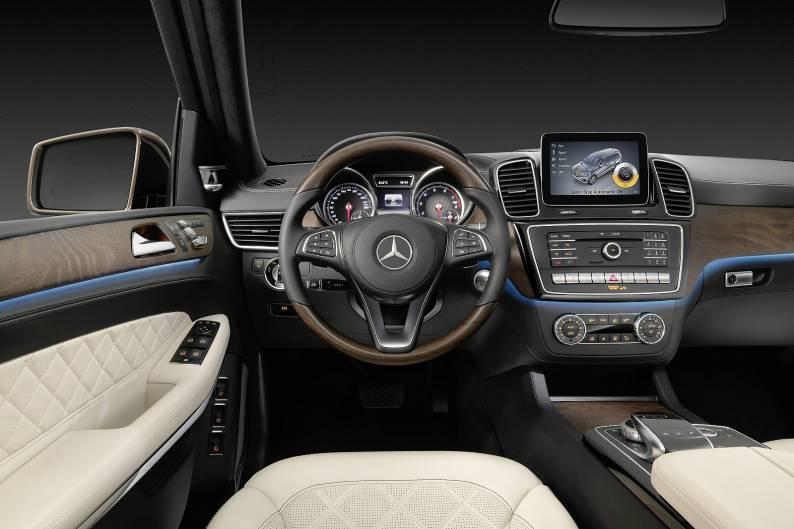 Mercedes-AMG GLS 63 4MATIC review