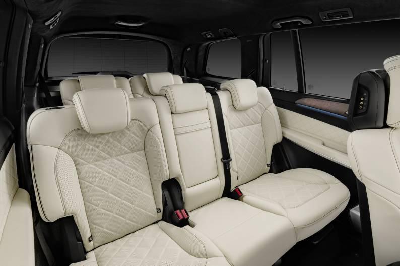 Mercedes-Benz GLS review