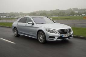 Mercedes-Benz S-Class 300 BlueTEC Hybrid review