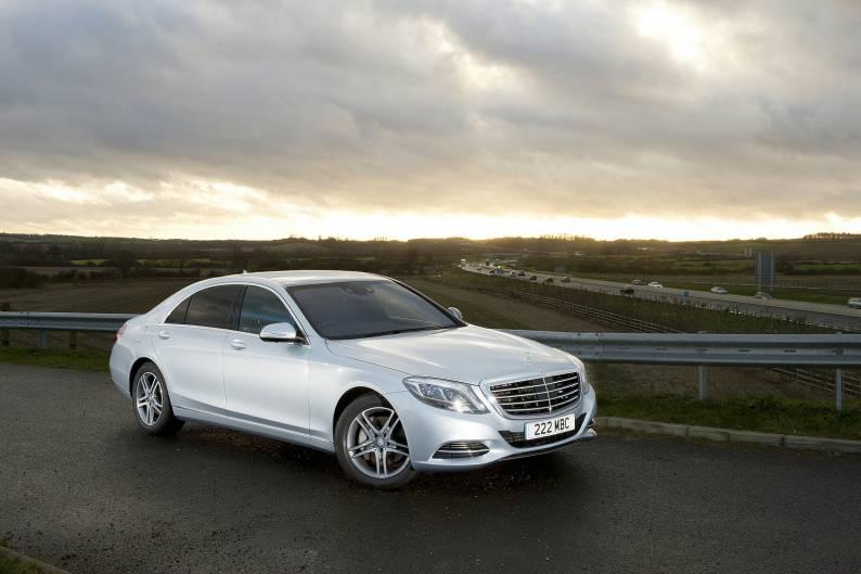 Mercedes-Benz S-Class 350 BlueTEC review