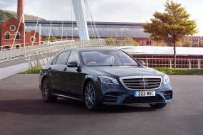 Mercedes-Benz S350d review