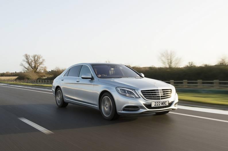 Mercedes-Benz S-Class 400 Hybrid review