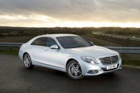 Mercedes-Benz S-Class 400 Hybrid review