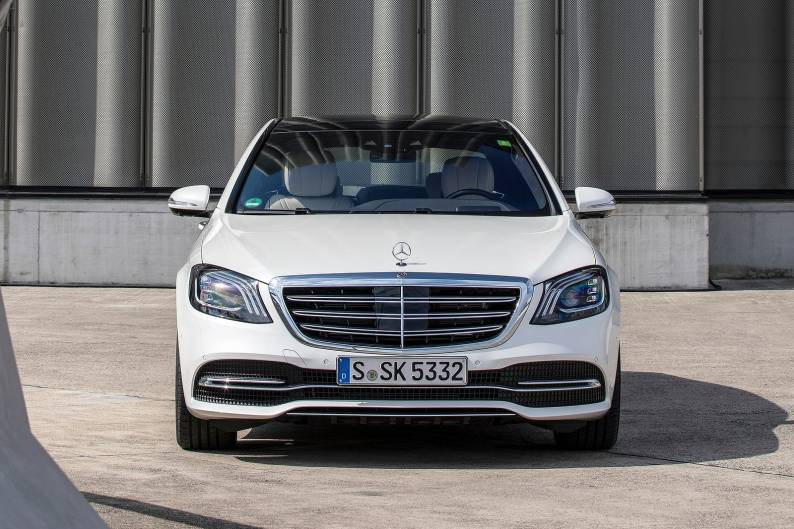 Mercedes-Benz S500 review | Car review | RAC Drive