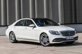 Mercedes-Benz S500 review