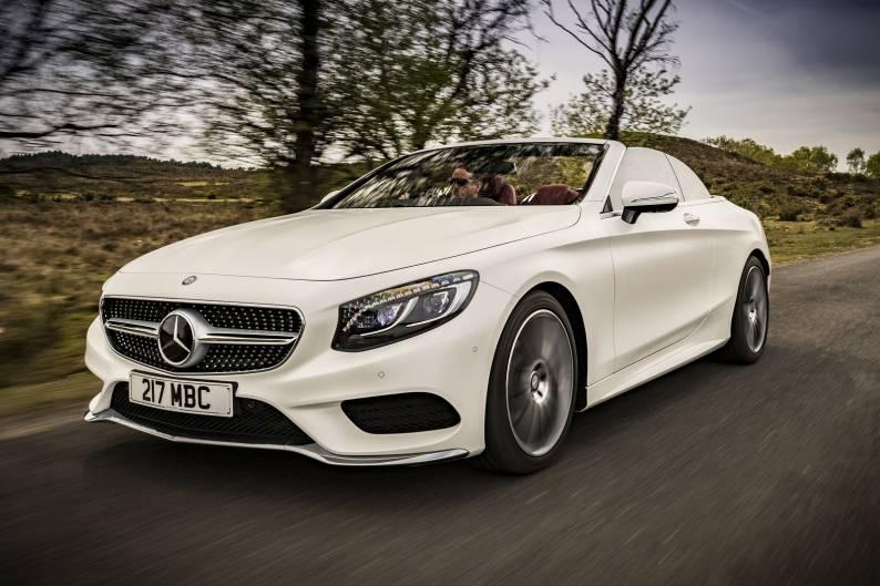 Mercedes-Benz S-Class Cabriolet review
